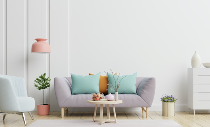 Promotion immobilière : le nettoyage d'un appartement témoin